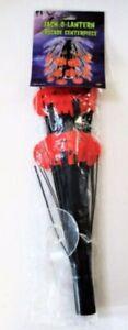 "Halloween Party Decorations Jack-O-Lantern Pumpkin Cascade Centerpiece 18"""