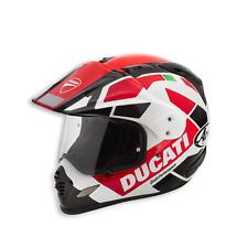 New Arai Ducati Strada Tour V3 FullFace Helmet XXL 64 Red/White/Black #981036907