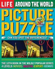 LIFE Picture Puzzle Around the World (Life (Life Books))  Good