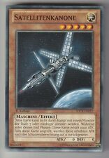 YU-GI-OH Satellitenkanone Common SDCR-DE012
