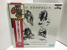 LED ZEPPELIN-THE COMPLETE BBC SESSIONS...-IMPORT 5 LP w/JAPAN OBI Ltd/Ed AB88