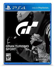 Gran Turismo Sport PlayStation 4 Standard Edition