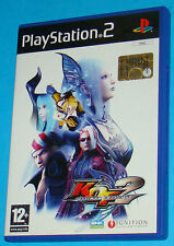 King of Fighters Maximum Impact 2 - Sony Playstation 2 PS2 - PAL