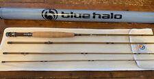 New listing Blue Halo Retroflex 3 Glass Fly rod 3wt 7ft 6inch 4 piece
