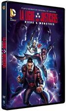 Les Aventures de la Ligue des justiciers Dieux et monstres DVD NEUF SOUS BLISTER