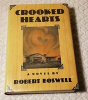 Robert BOSWELL / Crooked Hearts First Edition 1987