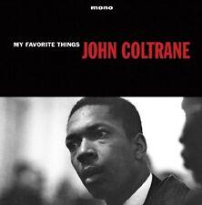 My Favourite Things John Coltrane 180g Vinyl Mono Record LP Summertime