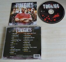 RARE CD ALBUM TUERIES MIXE PAR DJ DELARUE 17 TITRES 2007 RAP FRANCAIS