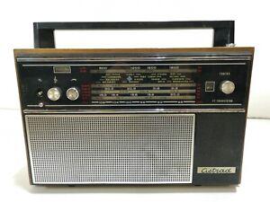 Astrad F8-TR17-B205 Portable Transistor Radio Made In USSR Soviet Vintage