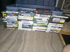 Lot Of [70] Xbox 360wiGames ps2  Bulk Video Game Bundle  Unique Titles all games