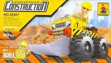 Ausini Building Blocks Construction MINI BOBCAT 60 Pcs set 29201 Kids Toy
