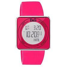 Relojes de pulsera unisex digitales de acero inoxidable