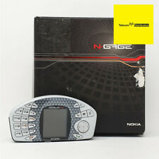 Nokia N-Gage 2G - Grey Gaming Mobile Phone -  New Condition - Unlocked Fast P&P