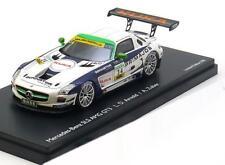 1:43 Schuco Mercedes SLS AMG GT3 #34, ADAC GT Masters 2011