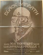 KILLSWITCH ENGAGE  /  BLACK SABBATH __  1 Poster  __  45 cm x 58 cm