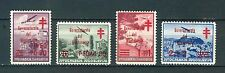 "MONTENEGRO ITALIAN OCC.1942 - Red Cross ""Goverment of Montenegro"" red ULTRA RARE"