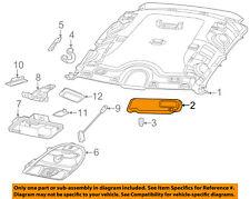 FIAT OEM 14-17 500L Sunvisor-Sun Visor Left 5NE15MS7AA