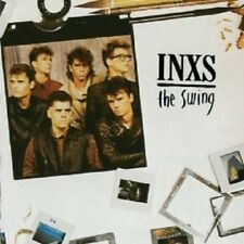 """INXS """"THE SWING (2011 REMASTER)"""" CD NEW"""