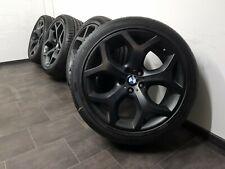 NEU BMW 20 Zoll Felgen X5 X6 E70 F15 F16 214 Sommerreifen Sommerräder schwarz