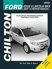 Ford Edge & Lincoln Mkx, 2007-2014 by Haynes Publishing -Paperback