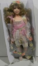 Ashley Cooper Doll Dirty Blonde Curly Hair Fairy With Wings!