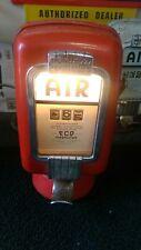 Eco Air Meter Tireflator Gas Service Station Air Tire Pump Rare Vintage Antique