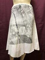 Obi New Zealand Skirt Womens ~ Size 14 ~ Great Cond w/ Print Design Casual Style