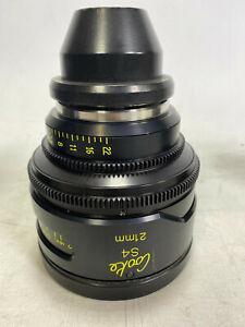Cooke 21mm S4 T2 PL Mount Lens