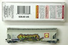 MTL Micro-Trains 94210 Shell 4616 FW Factory Weathered