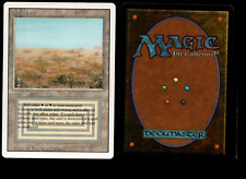 MRM ENGLISH Scrubland - Brousse NM MTG magic REVISED