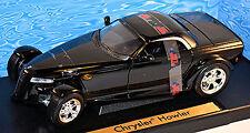 Chrysler Hurleur 1999 noir noir 1:18 Motor Max