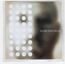 (FE186) City And Colour, Harder Than Stone - 2013 DJ CD
