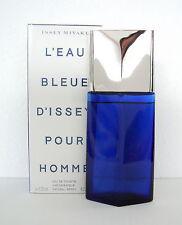 Parfum ISSEY MIYAKE L´EAU BLEUE D´ISSEY POUR HOMME 125ml Eau de toilette  NEUF