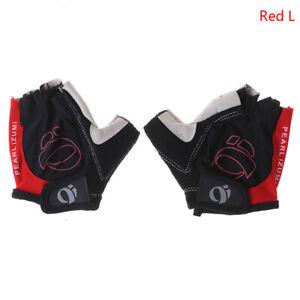 Sports Bike Bicycle Cycling Gloves Half Finger Gel Pad Road Racing Men Wo CW