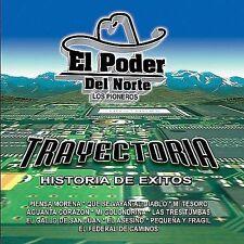 Trayectoria by El Poder del Norte (CD, Feb-2002, WEA Latina)