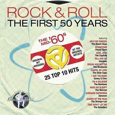 ROCK & ROLL: FIRST 50 YEARS-MID 60S - Self-Titled (2004) - CD - Compilation - VG