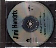 JIMI HENDRIX Dolly Dagger/Night Bird Flying CD Single Promotional NEW No Barcode