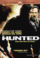 The Hunted (DVD, 2003, Full Frame) DVD Disc Only D2
