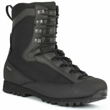 AKU Pilgrim HL GTX Combat Military Police Waterproof Tactical Boots Black