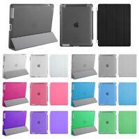 Smart Schutz Hülle iPad 2/ 3/ 4 Cover Case Aufstellbar Ständer Schale Etui Folie