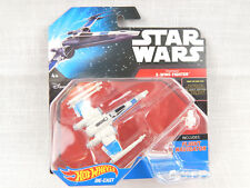 Star Wars:The Force Awakens Die Cast X-Wing Fighter Toy By Hot Wheels NIB!