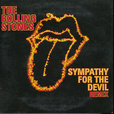THE ROLLING STONES CD SINGLE EU SYMPATHY FOR THE DEVIL