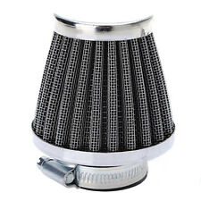 38mm Chrome Universal Motorcycle Air Filter Pod Scooter ATV Dirt Quad Bike Sales
