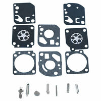 Carburetor Carb Rebuild Kit Fit for Zama RB-29 Ryobi 26cc 30cc Blower Trimmer