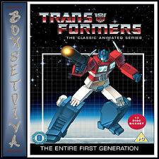 TRANSFORMERS - CLASSIC ANIMATED COLLECTION  **BRAND NEW DVD**