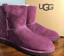 UGG Classic Mini Unlined Booties 1017532 (GWN)Size 9 Woman's 100% Authentic New