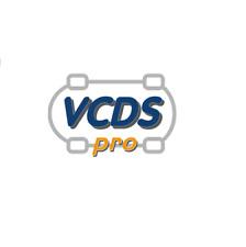 VCDS VCDSPro Aufkleber / Sticker für zb. HEX-V2 Ross-Tech Diagnosesystem OBD2
