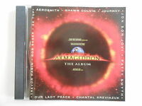 ARMAGEDDON : THE ALBUM  : AEROSMITH zz top JOURNEY... [ CD ALBUM ] ~ PORT 0€