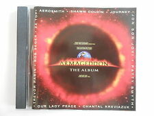 ARMAGEDDON : THE ALBUM  : AEROSMITH zz top JOURNEY... [ CD ALBUM ] ~ PORT 0€