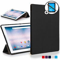 Black Smart Case Cover Shell for Acer Iconia One 10 B3-A30 Screen Prot Stylus